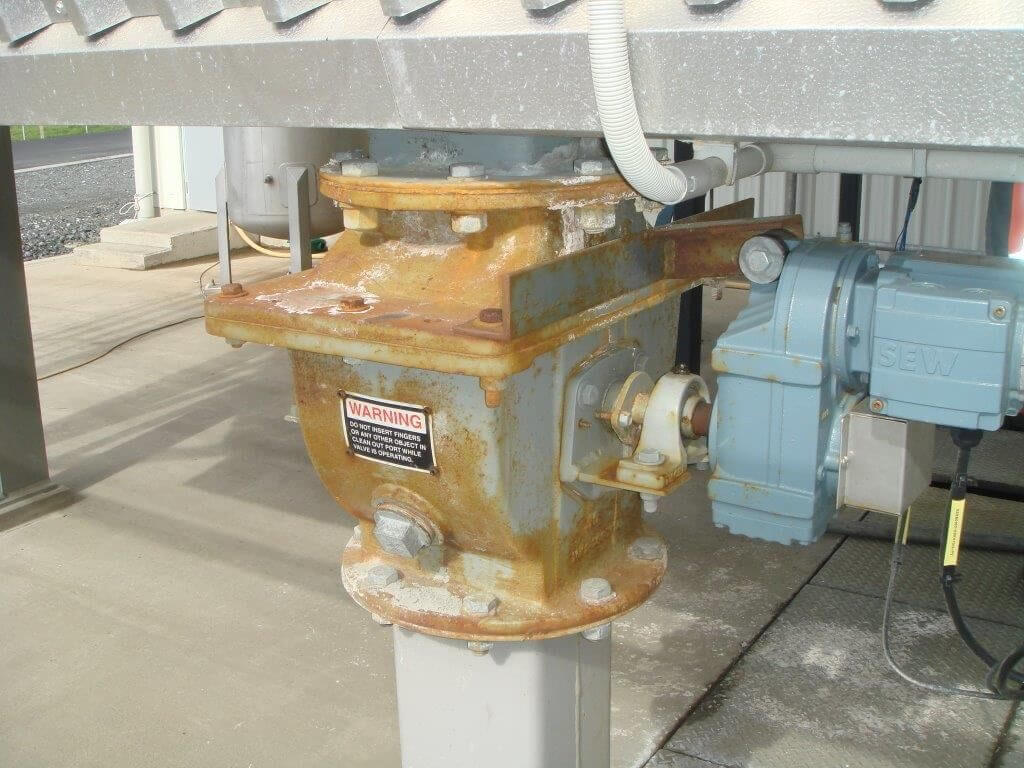 rotary valve 3